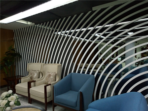 Hotel furniture customization decorative wall screen