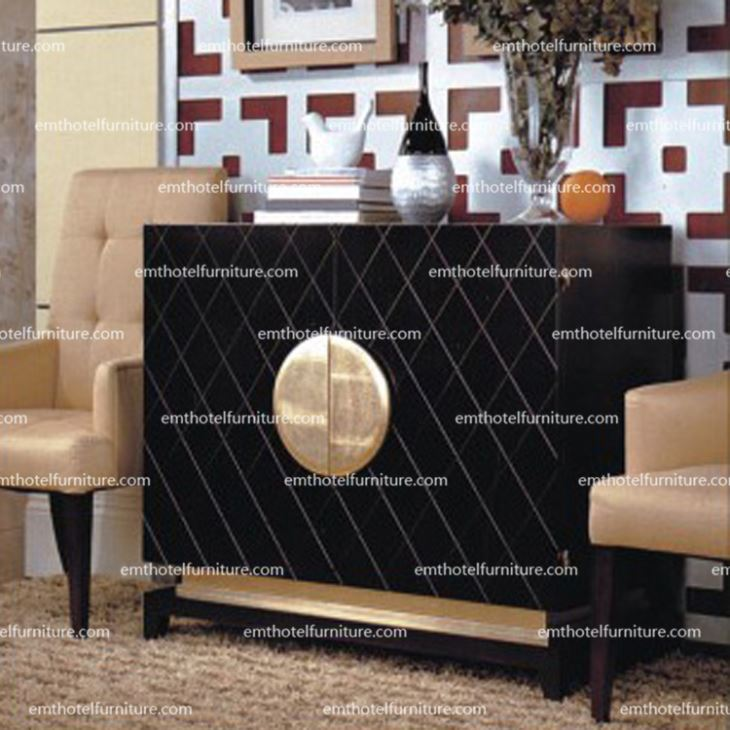 Quality Commercial Hotel Furniture Console Table Hotel Decro Table Lobby Furniture Outlet