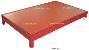 Top Selling Hotel Wooden Bed Base/solid Wooden Bed Base