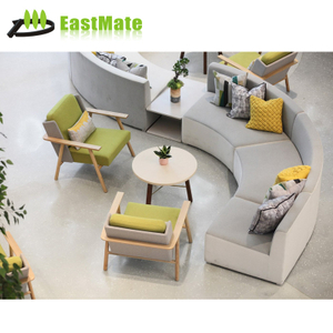 5 star hotel furniture set restaurant and lobby wooden sofa set