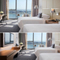 Luxury Hotel Furniture Middle East Hotel Twin Bedroom