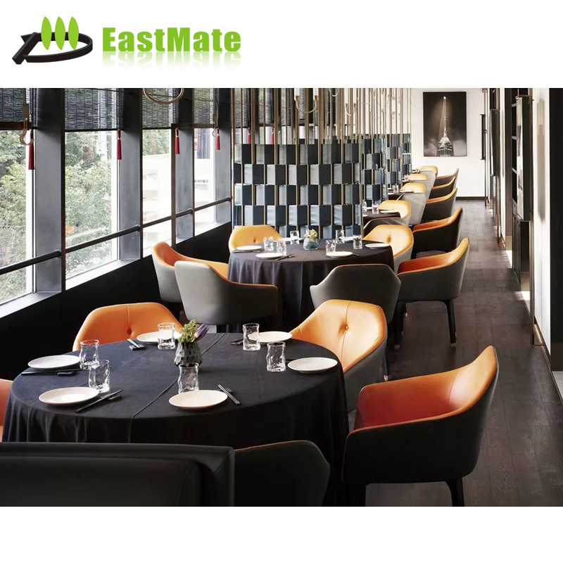 China Foshan EMT Chair and Table Restaurant Furniture