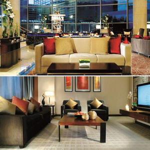Fashion Design Sofa Set Hotel Public Area Lobby Sofa