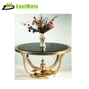 Hot selling flower desk table for hotel