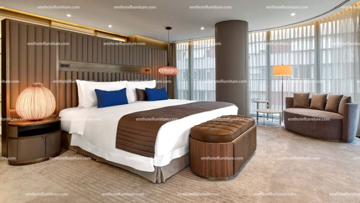 5 Star Hotel Style Bedroom Furniture For Sale