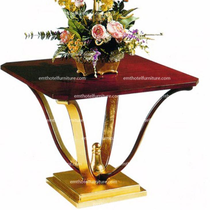 Contract Furniture Supplier Commercial Lobby Desk Flower Desk For Hotel Furniture Liquidator