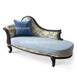 Hotel Bedroom Furniture Hotel Sofa Chaise Lounge Chair Manufacturer From Foshan China