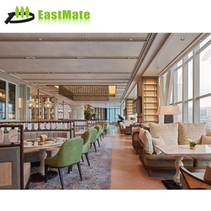 5 star hotel custom made restaurant furniture supply